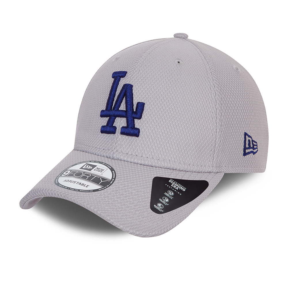 9FORTY – LA Dodgers – Diamond Era – Kappe in Grau