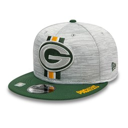Casquette Green Bay Packers NFL Training 9FIFTY Vert