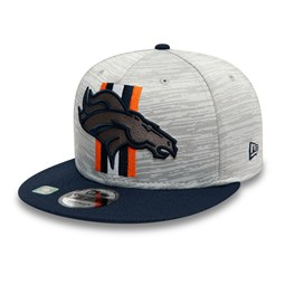 9FIFTY – Denver Broncos– NFL Training – Kappe in Marineblau