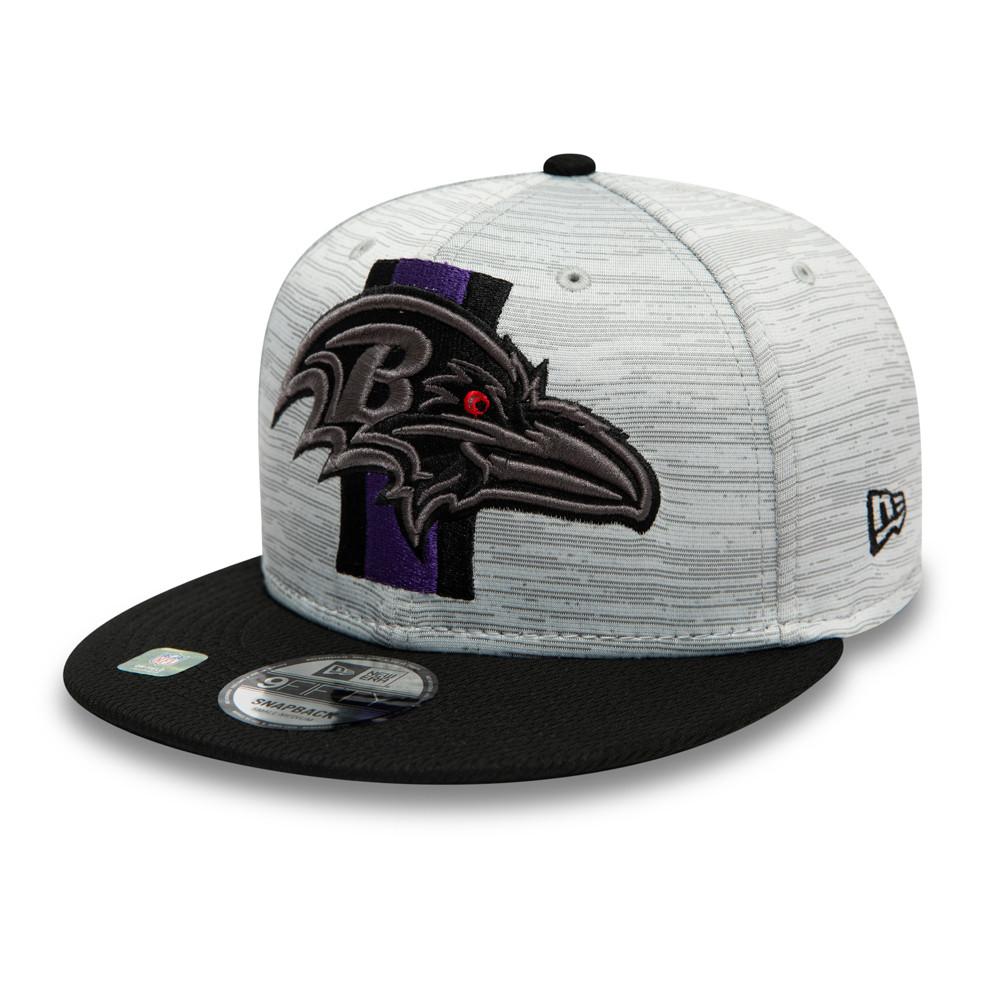 9FIFTY – Baltimore Ravens – NFL Training – Kappe in Schwarz