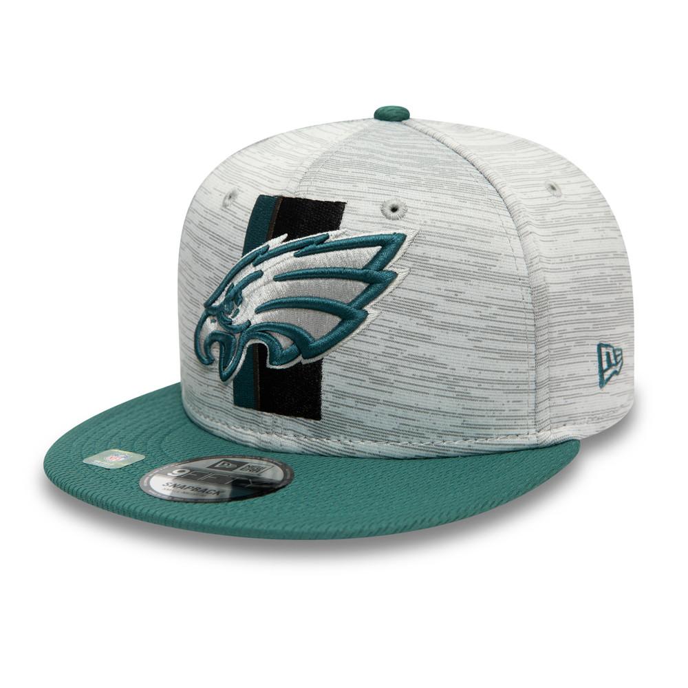 Casquette 9FIFTY NFL TrainingPhiladelphia Eagles, vert