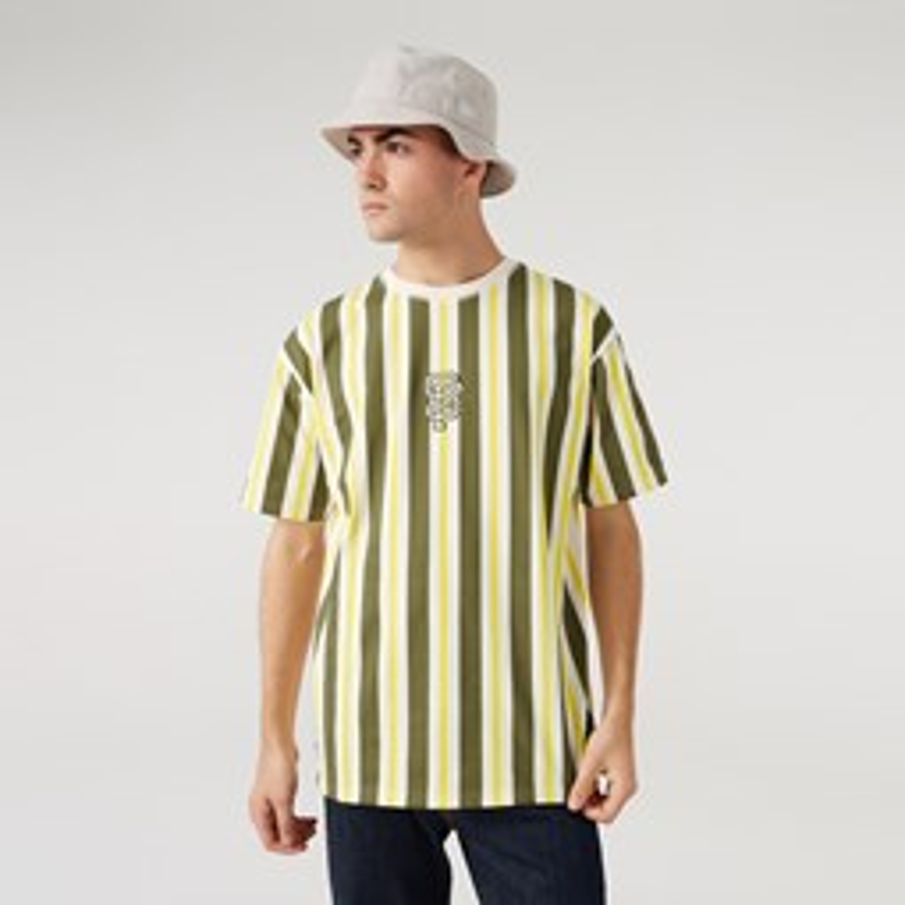 San Francisco Giants – Oversized-T-Shirt mit Streifen