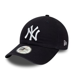 New York Yankees Washed Navy Casual Classic Cap