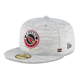 Arizona Cardinals Sideline Grey 59FIFTY Cap