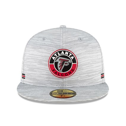 Atlanta Falcons Sideline Grey 59FIFTY Cap