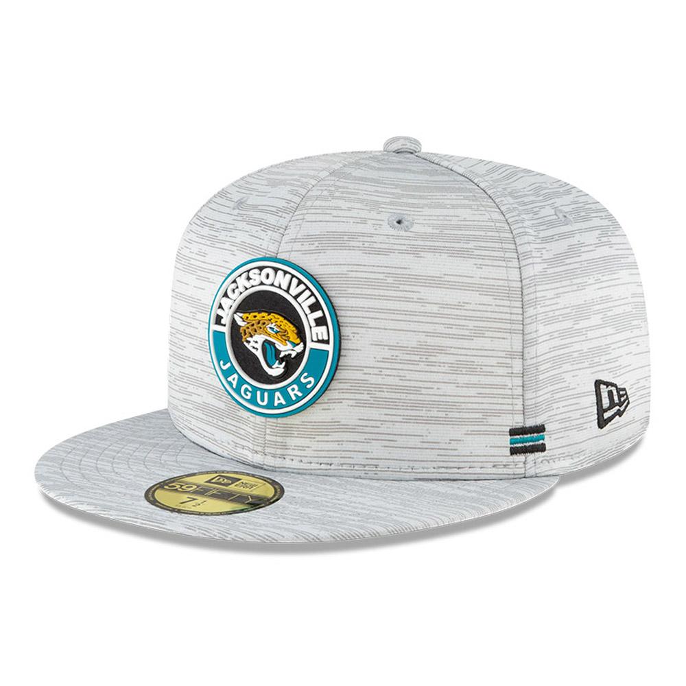 Cappellino Jacksonville Jaguars Sideline 59FIFTY grigio