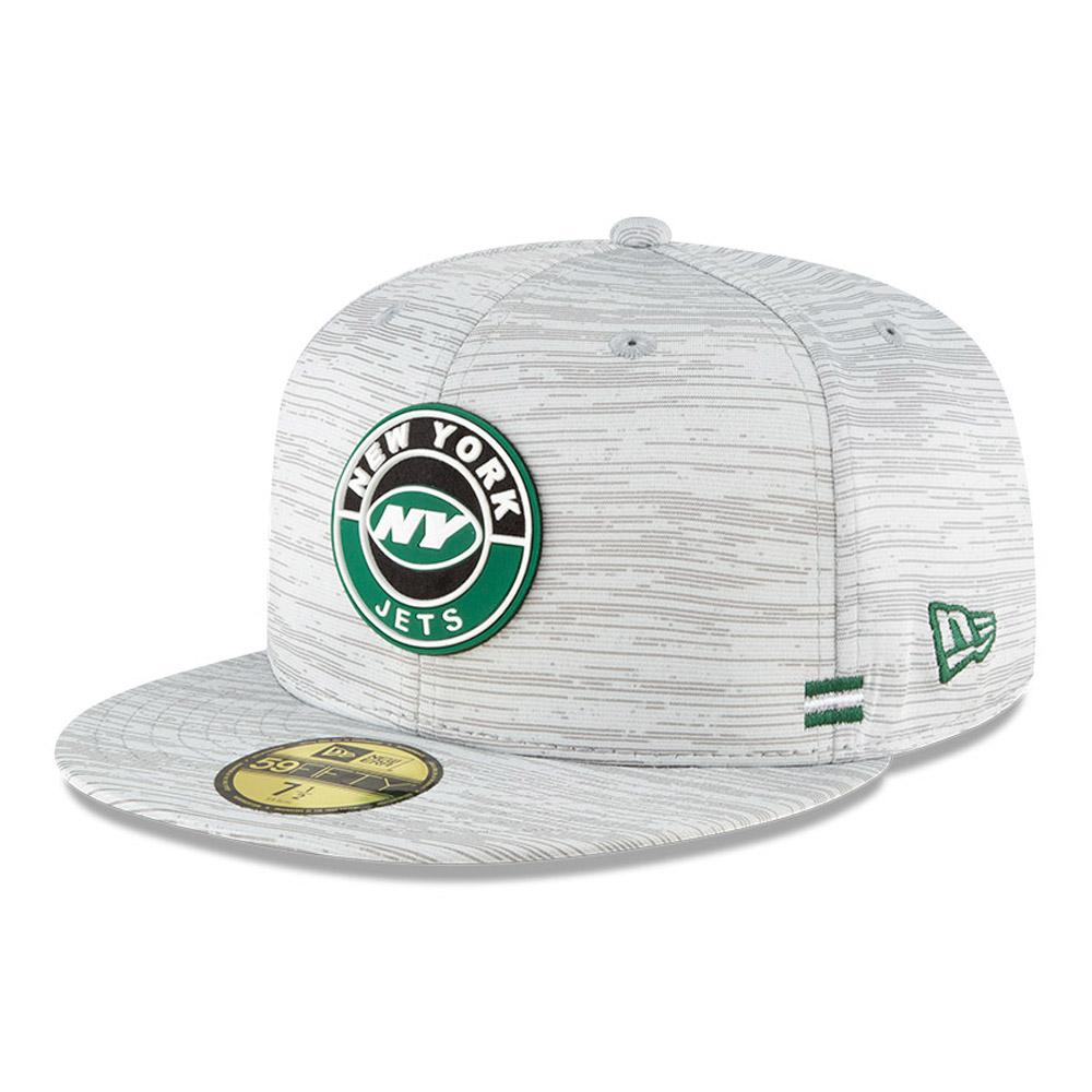 Cappellino New York Jets Sideline 59FIFTY grigio