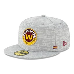 Cappellino Washington Sideline 59FIFTY grigio