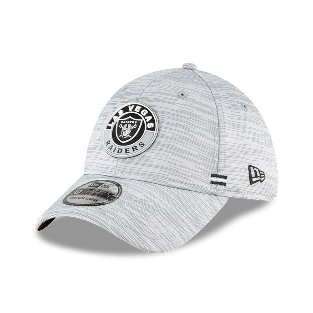Cappellino Las Vegas Raiders Sideline 39THIRTY grigio