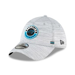 Carolina Panthers Sideline Grey 39THIRTY Cap