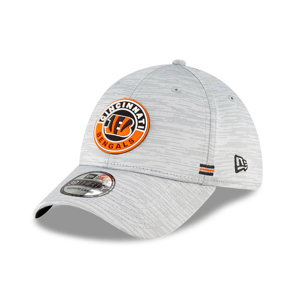 Gorra Cincinnati Bengals Sideline 39THIRTY, gris