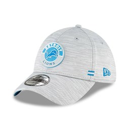 Detroit Lions Sideline Grey 39THIRTY Cap