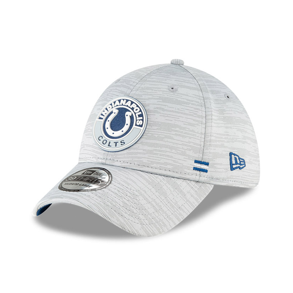 Indianapolis Colts Sideline Grey 39THIRTY Cap