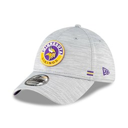 Minnesota Vikings Sideline Grey 39THIRTY Cap