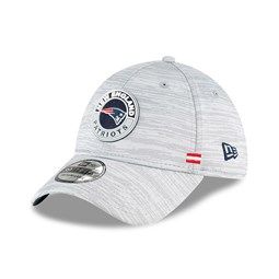 New England Patriots Sideline Grey 39THIRTY Cap
