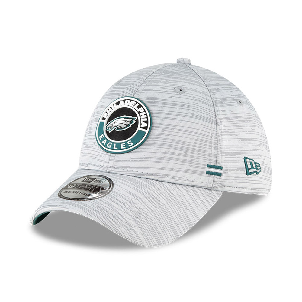 Philadelphia Eagles Sideline Grey 39THIRTY Cap