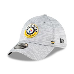 Pittsburgh Steelers Sideline Grey 39THIRTY Cap
