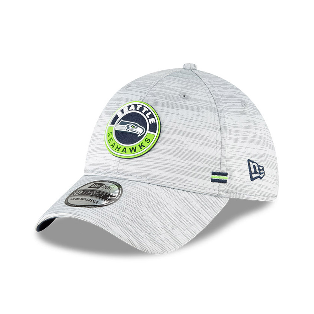 Gorra Seattle Seahawks Sideline 39THIRTY, gris
