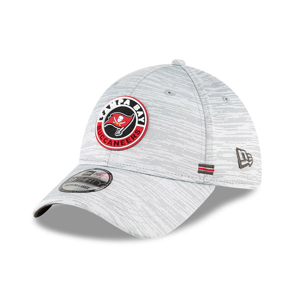 Tampa Bay Buccaneers Sideline Grey 39THIRTY Cap