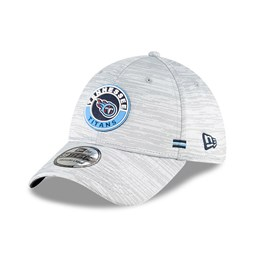 Tennessee Titans Sideline Grey 39THIRTY Cap