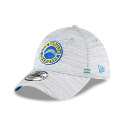 LA Chargers Sideline Grey 39THIRTY Cap