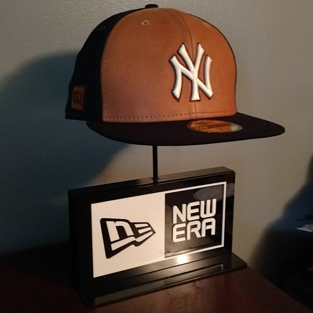 New Era Wilson collaboration Yankees 59FIFTY fitted